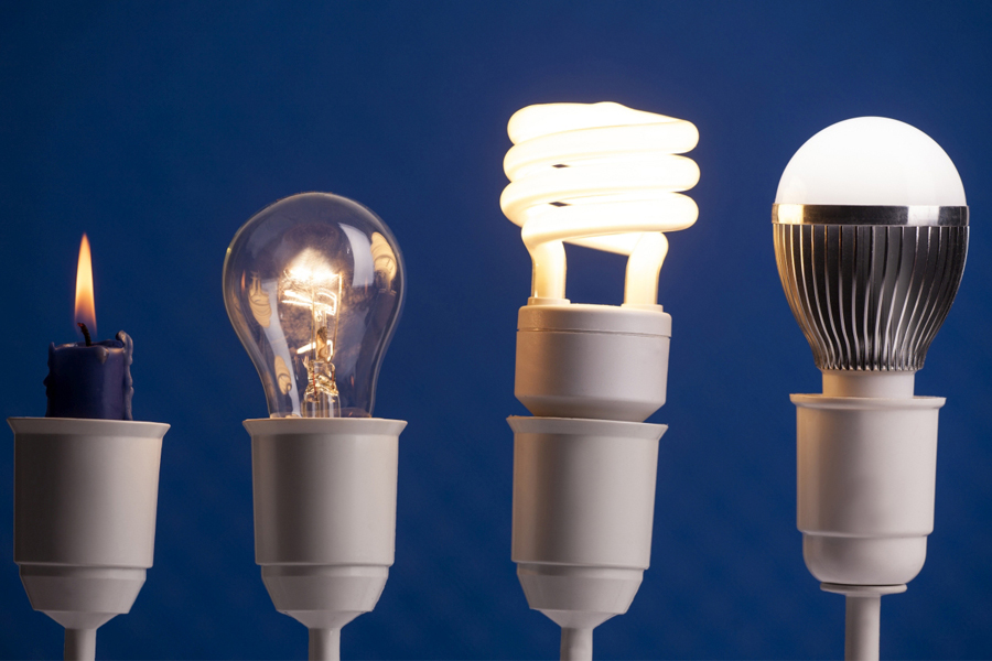 """LED trở thành đèn thắp sáng """"xanh"""""""